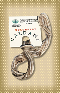 Cottage Smoke Valdani Colorfast Embroidery Floss