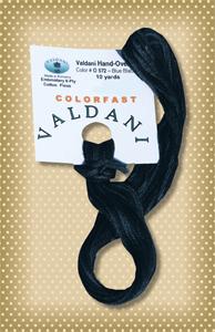 Blue Blackbird Valdani Colorfast Embroidery Floss