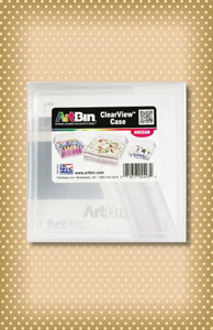 Art Bin Clear View Storage Case - Thread perfect