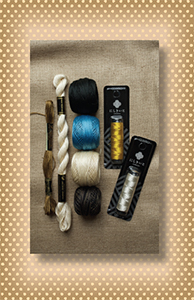 A Walk in December Thread Kit