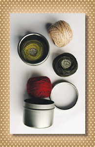 Mini Thread Tin