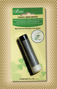Chaco White Liner  Marker