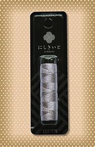 Cosmo Nishikiito Silver Metallic Floss