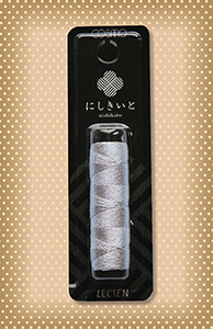 Cosmo Nishikito Silver Metallic Sparkle Floss