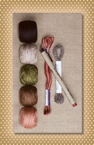 Dandelion Wishes Thread Kit
