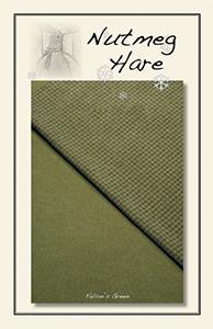 Fallon's Green Hand Dyed Woolen