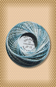 Seaside Valdani Colorfast Perle Cotton