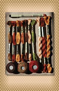 Kite Hill Thread Kit