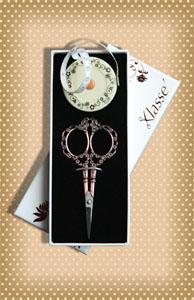Klasse Antique Scissor & Tape Measure Set