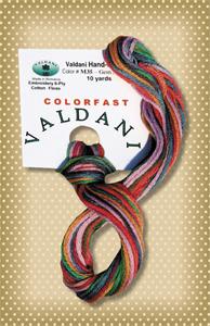 Gem Symphony Valdani Colorfast Embroidery Floss