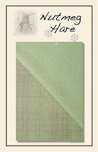 Gypsy Sage Hand Dyed Woolen