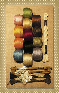Oh Come...Christmas Day Thread Kit