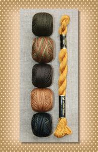 Pumpkin Farm Thread Kit
