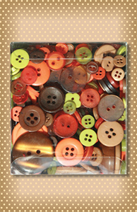 Variety Buttons Tote Bag Cornucopia