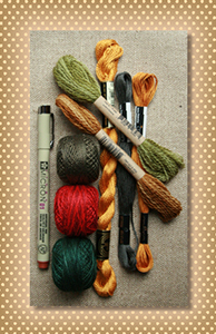 Ring Ye Bells Thread Kit