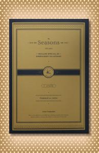 Cosmo Seasons Floss Color Card