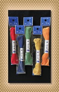 Sashiko Threads group 2