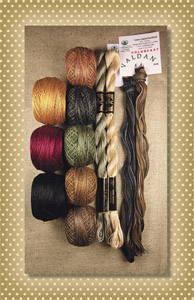 The Sweetest Miracle Thread Kit