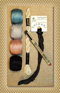 The Stirring Mouse Thread Kit