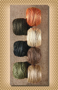 Gather at the Olde Oak Tree Thread Kit