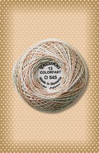 Primitive White Valdani Colorfast Perle Cotton