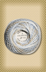 Heavenly Hue Valdani Colorfast Perle Cotton
