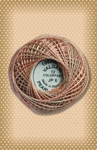 Muddy Pots  Valdani Colorfast Perle Cotton