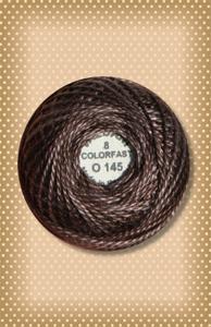 Earth Shades Valdani Colorfast Perle Cotton