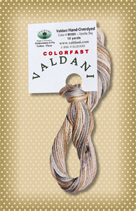 Vanilla Sky Valdani Colorfast Embroidery Floss