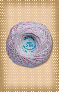 Rose Suave  Valdani Colorfast Perle Cotton