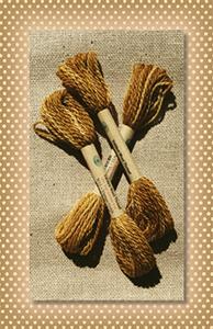 Vintage Golds Valdani Wool Floss