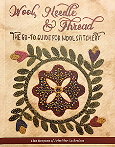 Wool, Needle, & Thread Guide Book