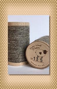 Rustic Wool Moire Thread