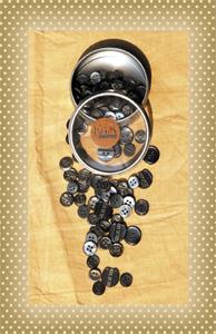 Button Tin Smoke  Shades
