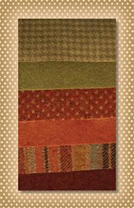 Rocky Mountain Fall Woolen Charm Pack