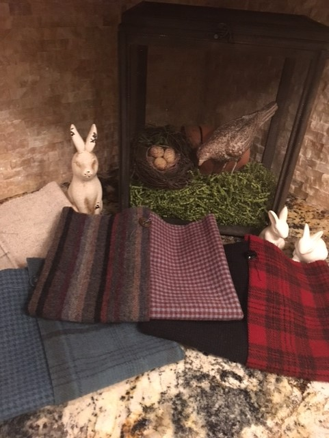 Nutmeg Hare Woolie Sister's Club - Sign Up